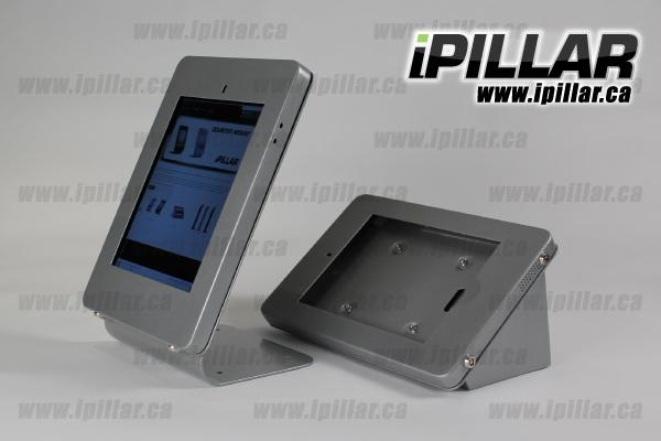 Anti Static Counter Top : Ipillar ct counter top locking ipad kiosk the