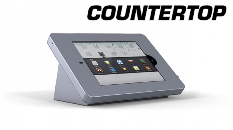 Counter Top Locking Ipad Enclosures Ipillar The Premium