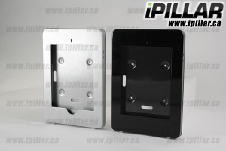 iPillar Locking iPad Enclosure/Wall Mount